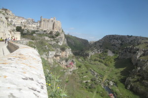 Panoramica del Monastero di Sant'Agostino