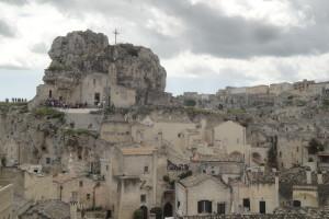 Panoramica della chiesetta Madonna de Idris