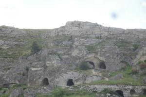 Le grotte del parco della Murgia materana
