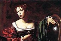 300px-Caravaggio_Martha&Mary