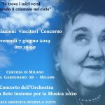 6° Concorso Nazionale Poetico dedicato ad Alda Merini