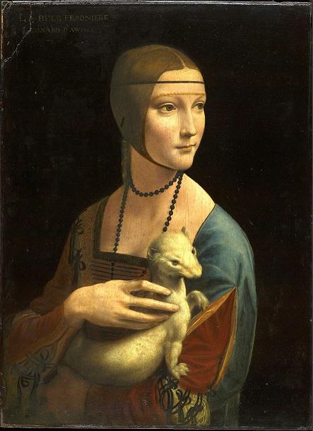 La-dama-con-lermellino-Leonardo-da-Vinci-analisi