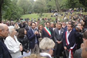 Intervento del presidente Cons. Com. L. Bertolè