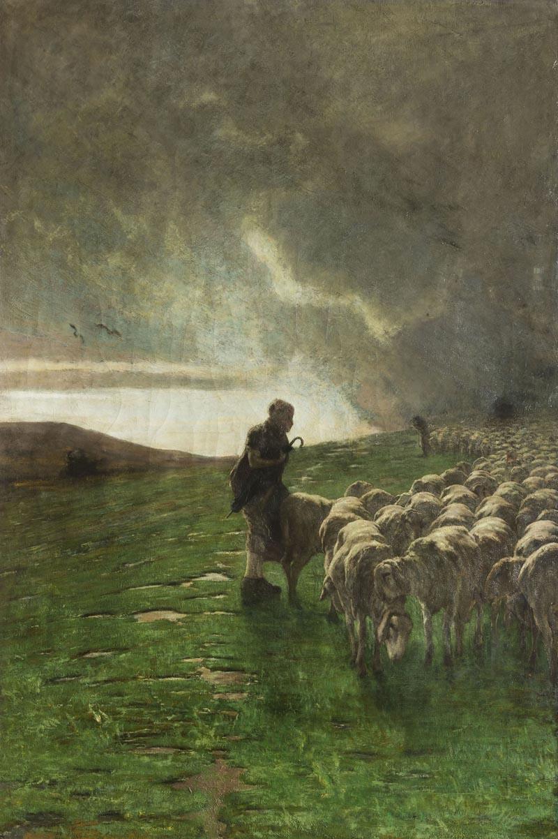 4. Segantini - Dopo il temporale (1)