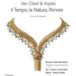 Palazzo Reale: Van Cleef & Arpels, gioielli fino al 23 febbraio 2020
