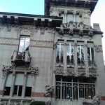 Villa Bernasconi a Cernobbio: un gioiello di Liberty