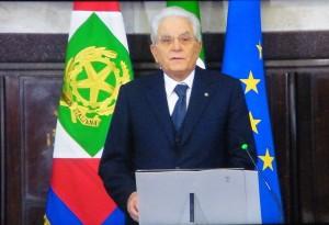 Il presidente S. Mattarella in Consiglio Comunale