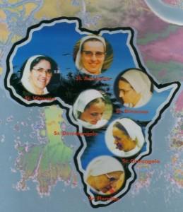Le Suore Poverelle colpite in Africa dal virus Ebola