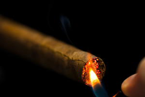 degassificare-sigaro