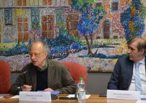 Intervento del Magistrato Gherardo Colombo