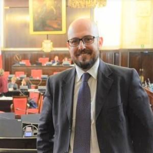 Alessandro De Chirico, consigliere Comunale