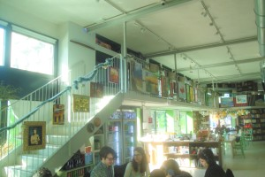 "Panoramica del Bookstore cinese ""ASPIRIN"