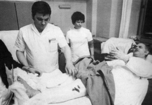A. Iosa ferito dalle br il 1° aprile 1980