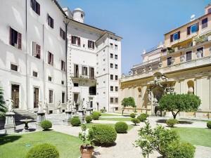 Palazzo Borghese a Roma