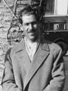 Il partigiano Aldo Pusceddu