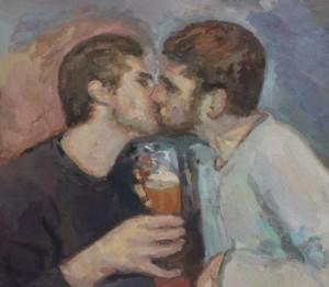Le baiser - Yisrael Dror Hemed