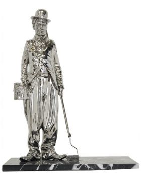 mr_brainwash-stainless_steel-chaplin-polished_stainless_steel_on_marble_base-63.5x38.1x30.4cm-2020-600x72dpi