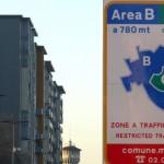 "Nuovamente sospesa ""Area B"""