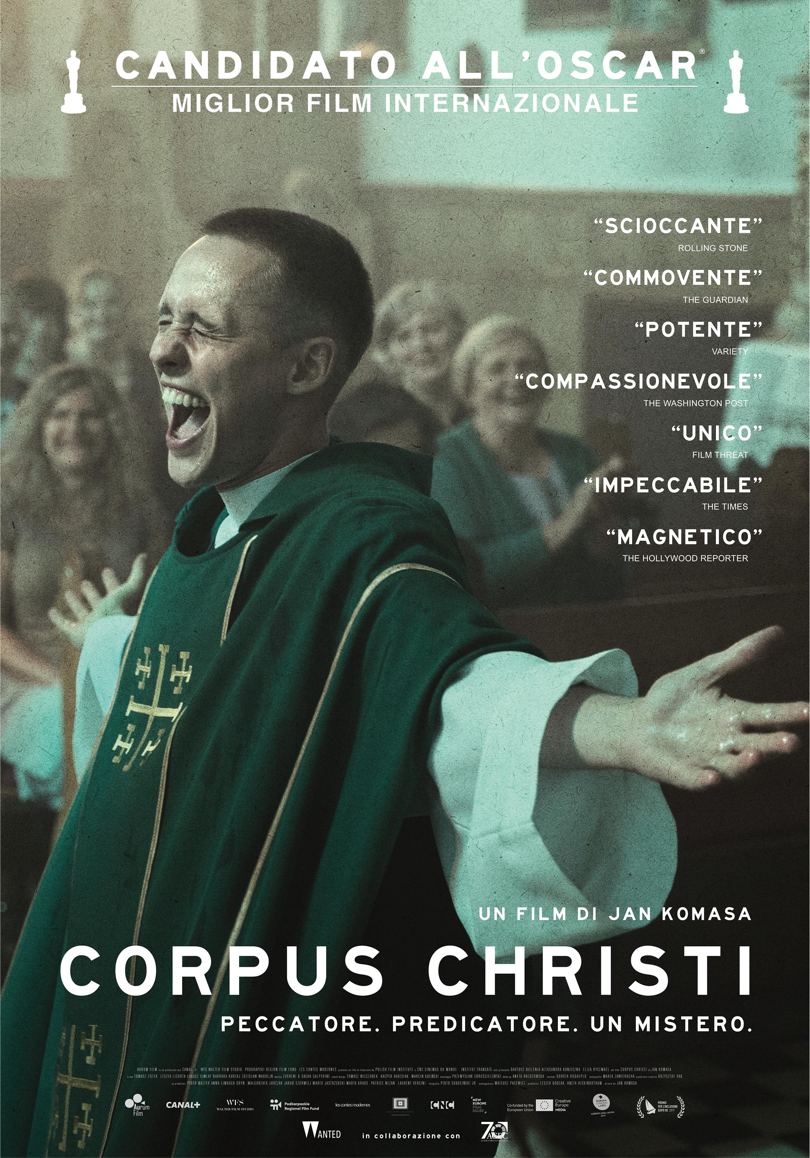 Locandina Corpus Christi