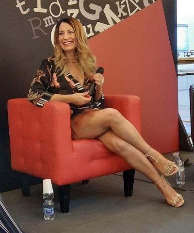 Non solo Selfie Euroma2 Elenia Scarsella