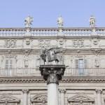 Palazzo Maffei  Verona chiuso per Covid. Ma non perdiamoci di vista…