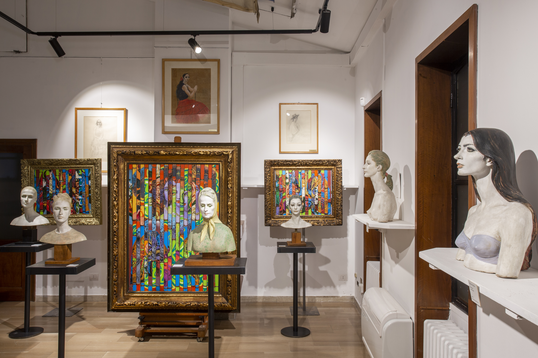 Orticanoodles, Inside, Studio Museo Francesco Messina, Ph. Lorenzo Passoni_7