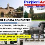 C'è un'altra Milano da scoprire… magari vicino a casa!